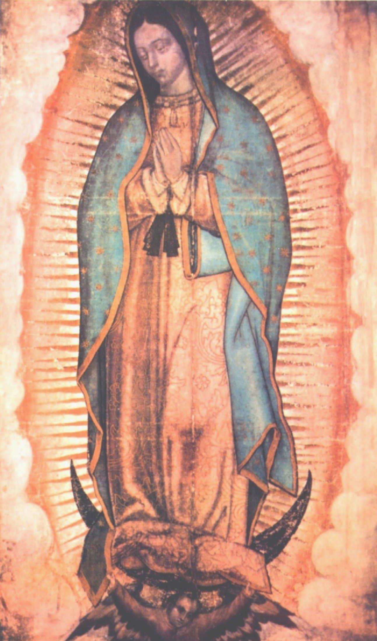 Tilma of Guadalupe (1531 AC)